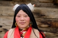 A lady from Litang.